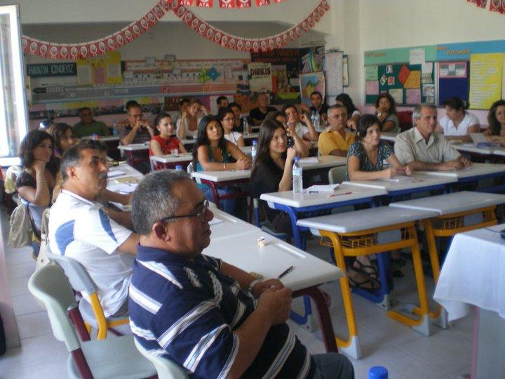 Özel İsmail Kaymak İlköğretim Okulu