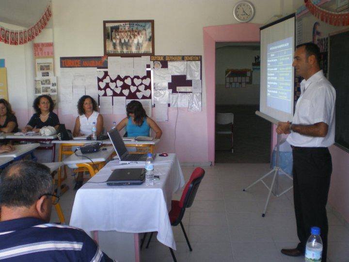 Özel İsmail Kaymak İlköğretim Okulu (2008)