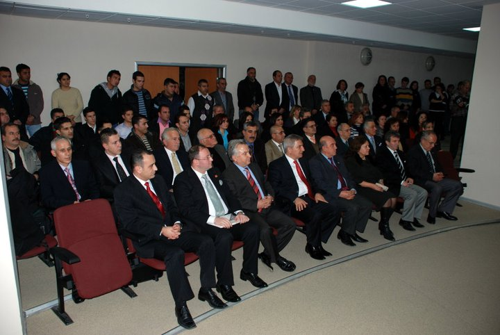 Karşıyaka Belediyesi Kent A.Ş. Belge Töreni